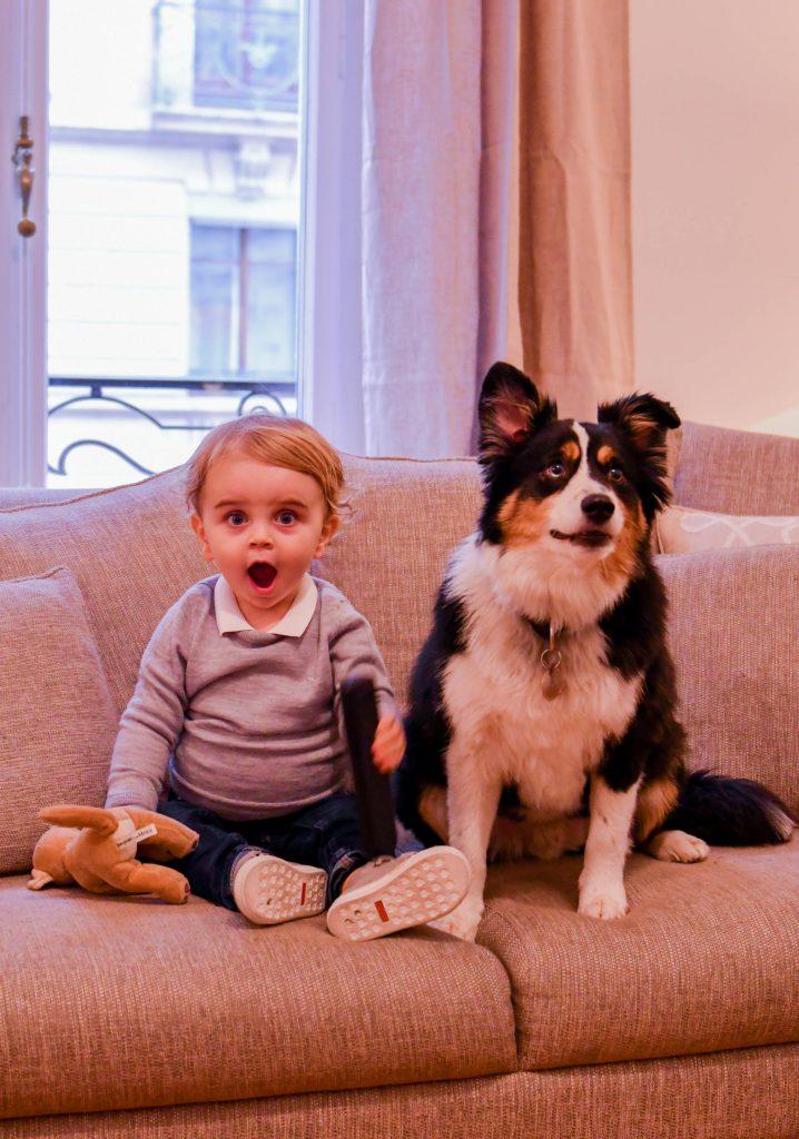 Mélanie, Alexis (18 mois) & Jazz (3 ans), Agence ME
