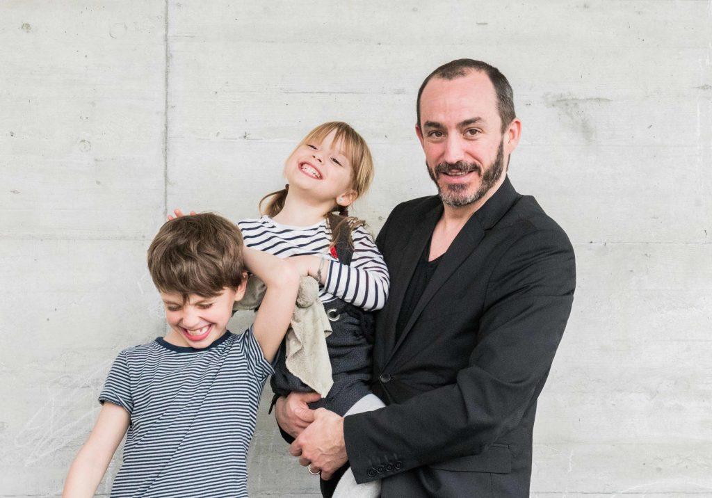 Blaise, working dad de 2 enfants