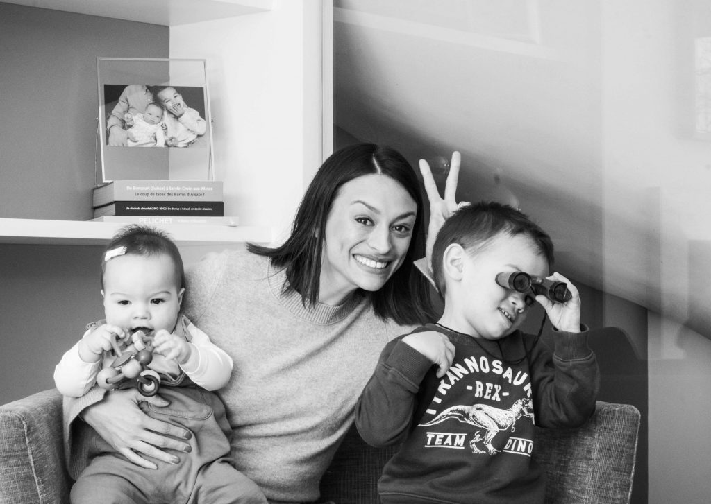 Story: Natalie, co-founder of MotherStories & mom of 2
