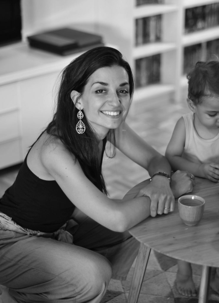 La grossesse et l'accouchement à risque de Rebeca