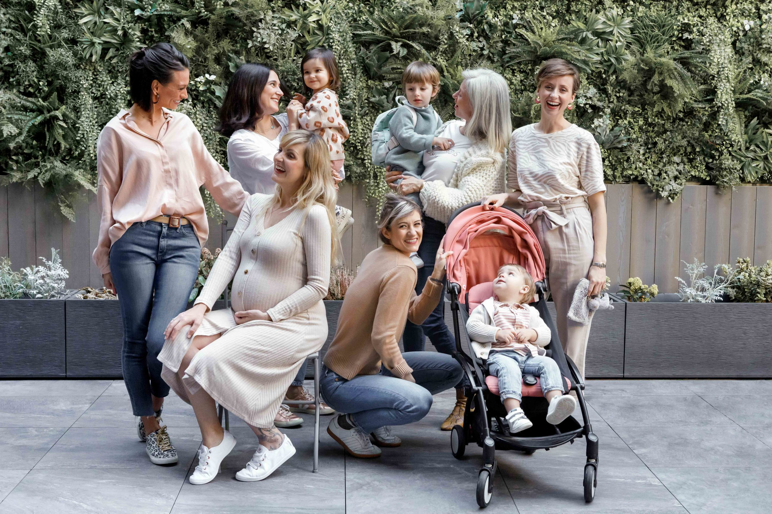 Groupe de femmes MotherStories