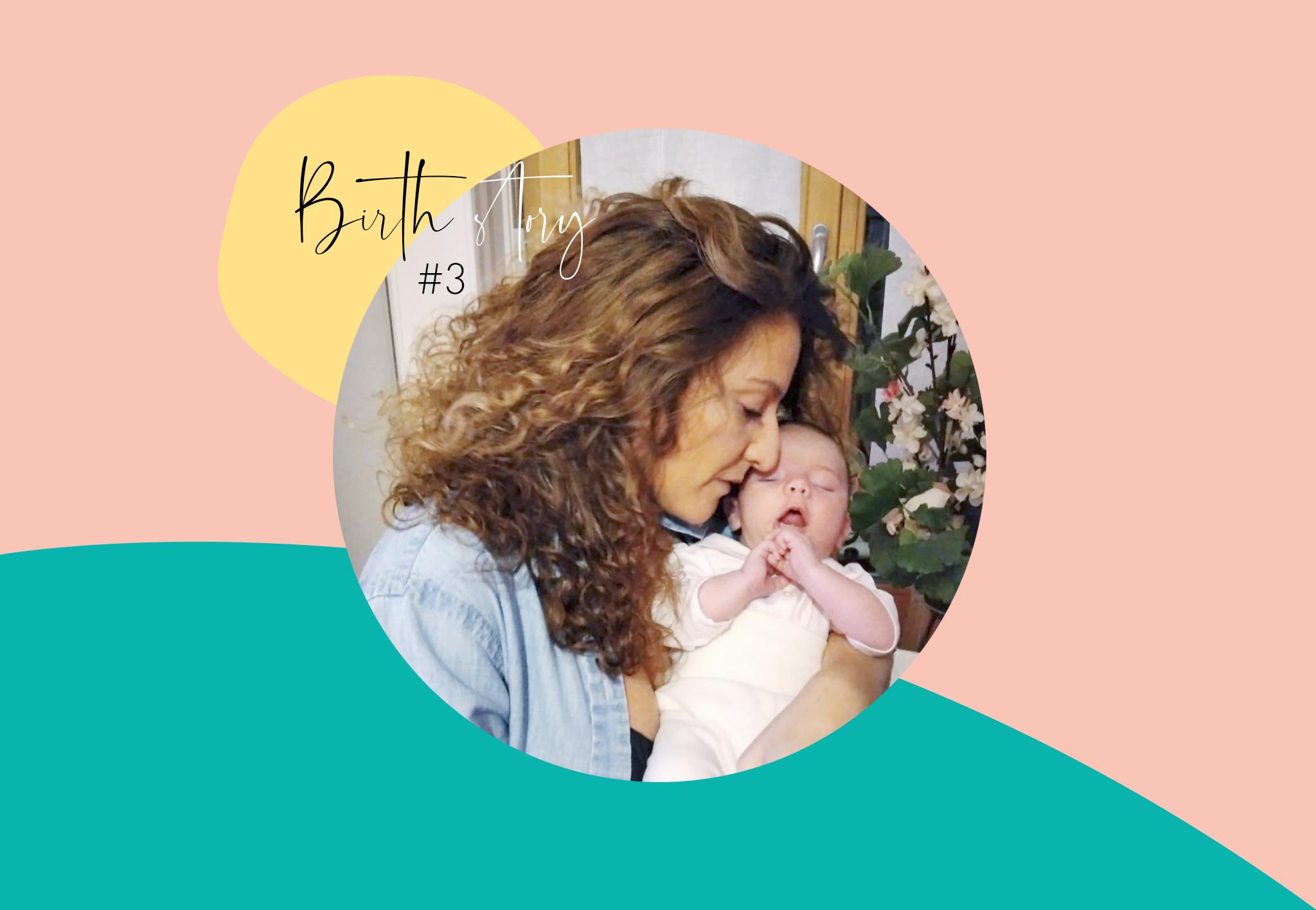 BirthStory #3: Luana, un accouchement marathon de 36h !